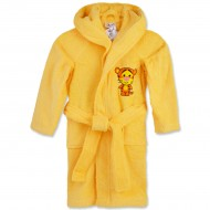 """Детский махровый халат с капюшоном """"Тигра"""""""