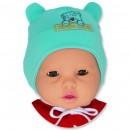 """Шапочка для новорожденного """"Teddy Club"""""""
