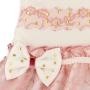 """Трикотажное платье с длинным рукавом """"Pink"""""""