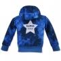 """Утепленный костюм-тройка для мальчика """"SuperStar"""" футер"""