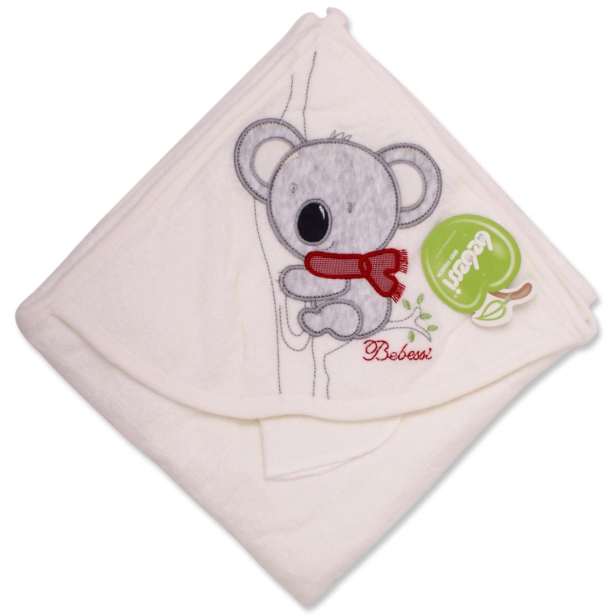 Сшить полотенце с капюшоном для новорожденного