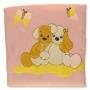 """Одеяло конверт """"Влюбленные щеночки"""""""