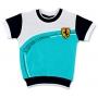 """Детская футболка """"Команда Ferrari"""" для мальчика"""