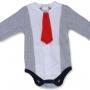 """Боди для новорожденного """"Агент 007"""" длинный рукав"""