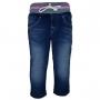 """Утепленные джинсы для девочки """"Ligas"""" на флисе"""